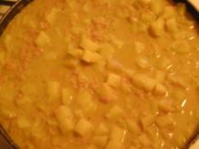 Kartoffel-Linsen-Curry - Rezept