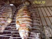 Grillen: Grillforelle - Rezept