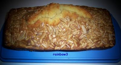 Backen: Mandelsplitter-Kuchen - Rezept