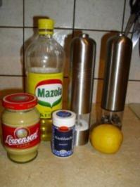 Rezept: majonaise, selbstgemacht