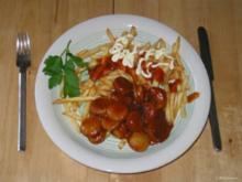 Currywurst aus' m Pott - Rezept