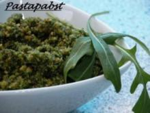 Rucola-Haselnuss-Pesto - Rezept