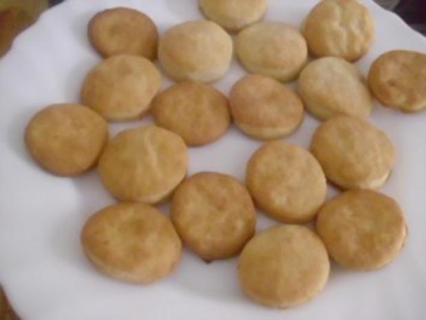 Griechisches Käsegebäck ~ Biscotakia me feta - Rezept - Bild Nr. 6