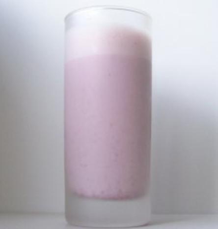 Getränk: Erdbeer-Milch - Rezept