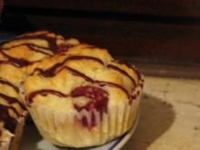 Kirsch-Muffin - Rezept