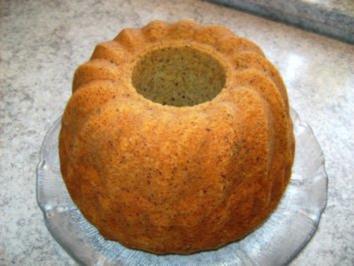 Nußkuchen - Rezept