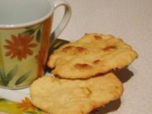 White Cookies - Rezept