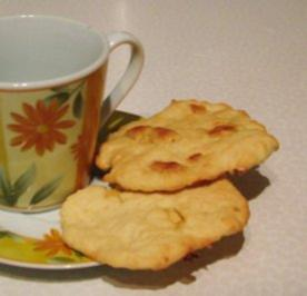 White Cookies - Rezept