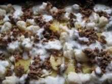 Kartoffel-Blumenkohl-Gratin - Rezept