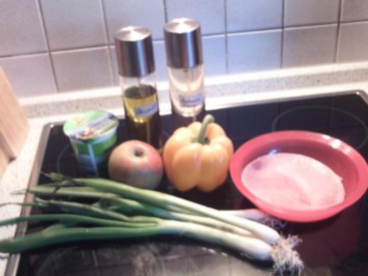 Abendbrot - Salat - Rezept Durch Pinselaffe