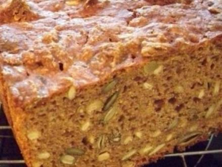 Brot: Dinkel-Vollkorn-Brot - Rezept