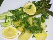 Gemüse: Spargel aus der Folie - Rezept