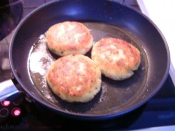 Kartoffelplätzchen - Rezept