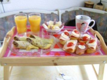 Frühstück Am Bett frühstück im bett - rezept mit bild - kochbar.de