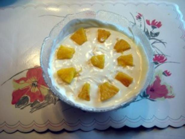 Quark mit Ananas - Rezept - Bild Nr. 6