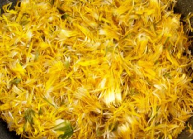 Einmachen: Bio-Löwenzahnblüten-Honig - Rezept