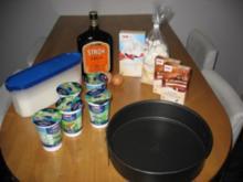 Eissplittertorte für Sommer - Rezept
