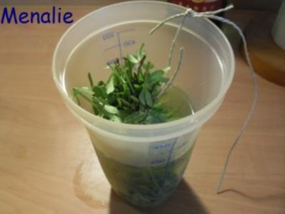 Maibowle - Rezept