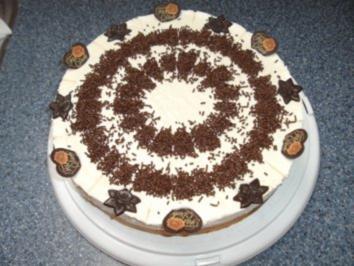Rezept: Campari-Orangen-Torte