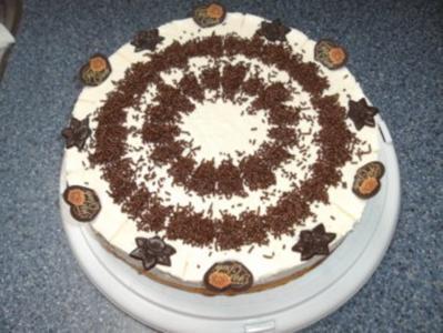Campari-Orangen-Torte - Rezept