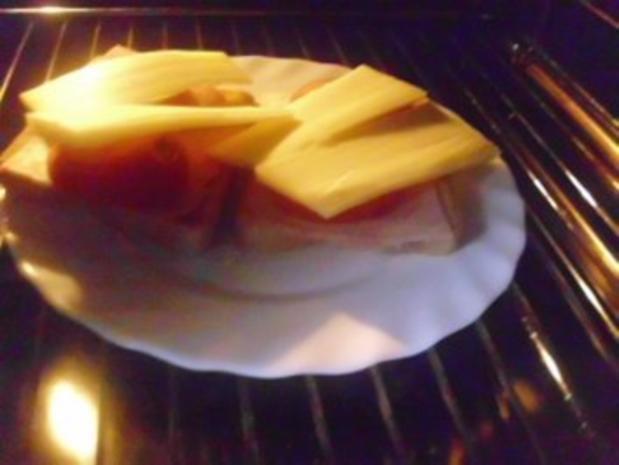 schelles Toast überbacken - Rezept - Bild Nr. 4