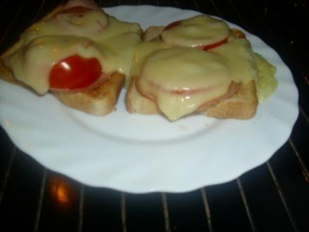 schelles Toast überbacken - Rezept - Bild Nr. 5