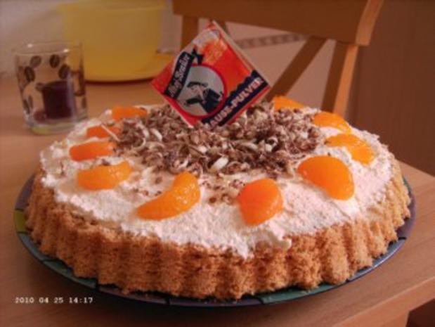 Ahoi Brause Kuchen - Rezept