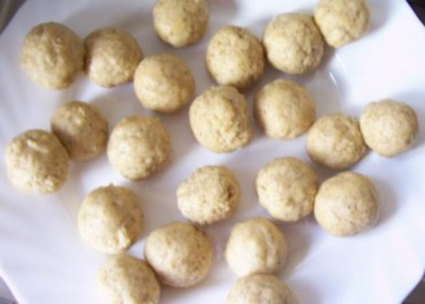 Snack: Frittierte Käse-Bällchen - Rezept - Bild Nr. 5