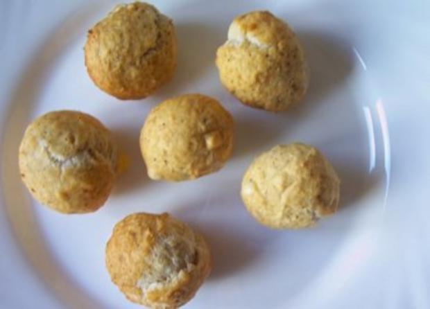 Snack: Frittierte Käse-Bällchen - Rezept - Bild Nr. 6