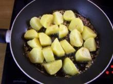 Batatas Douradas-Bratkartoffeln - Rezept