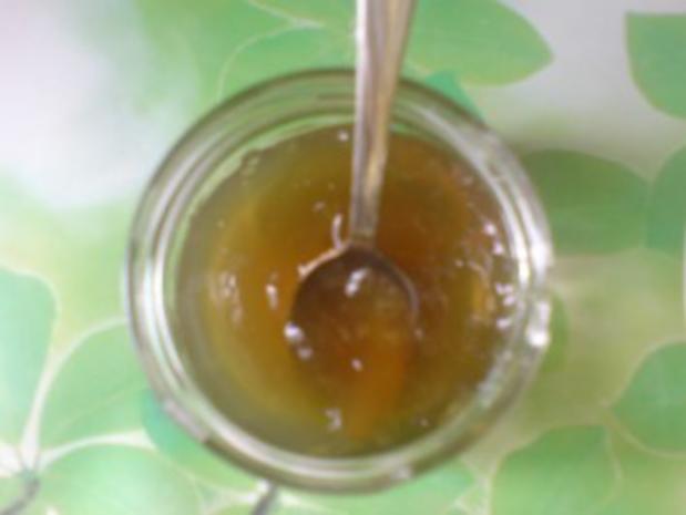 Eingemachtes  Löwenzahn-Melisse-Gelee - Rezept - Bild Nr. 2