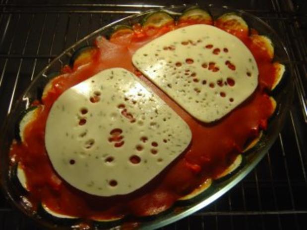 Gyros-Auflauf mit Weinbrand-Tomaten-Rahmsauce - Rezept - Bild Nr. 8