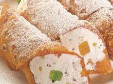 dessert cannoli siciliani - Rezept