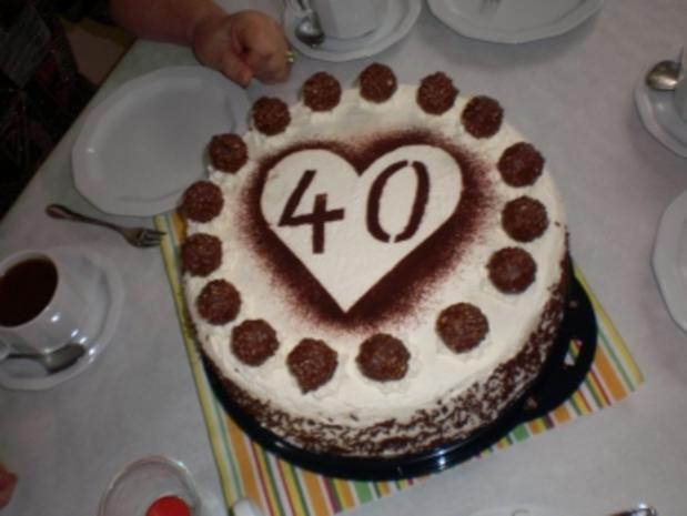 Ferrero Rocher Torte Rezept Mit Bild Kochbar De