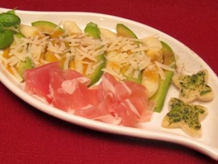 Birnen-Avocado-Carpaccio - Rezept - Bild Nr. 2