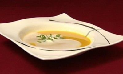 Orangen-Ingwer-Suppe (Antje Buschschulte) - Rezept