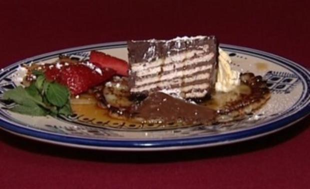 Pfannkuchen mit süßen Variationen (Dieter Landuris) - Rezept