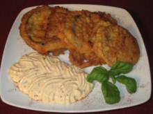 Gebackene Aubergine mit Paste - Rezept - Bild Nr. 2
