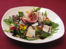 Rucolasalat mit Parmesan - Rezept - Bild Nr. 2