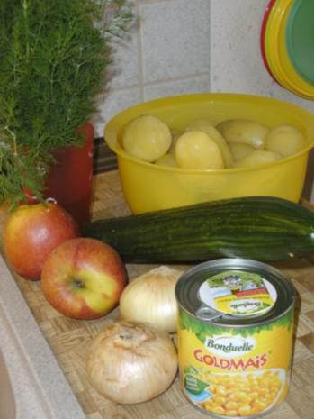 Kartoffelsalat Western Art - Rezept - Bild Nr. 2