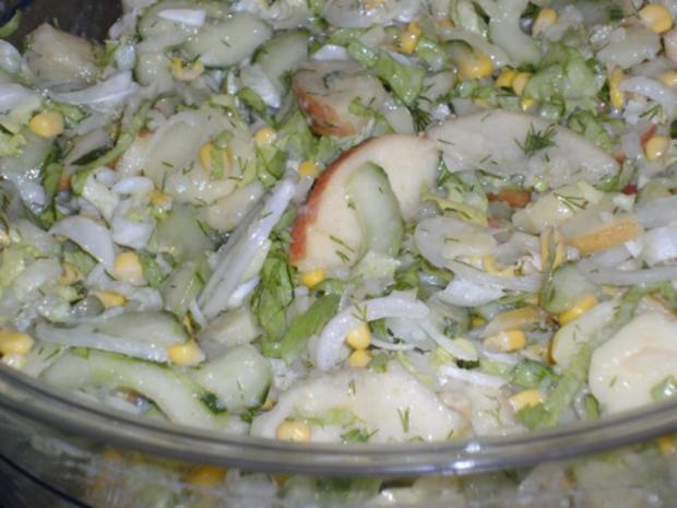 Kartoffelsalat Western Art - Rezept - Bild Nr. 12