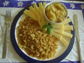 Rezept: Kartoffelribel aus der Schweiz