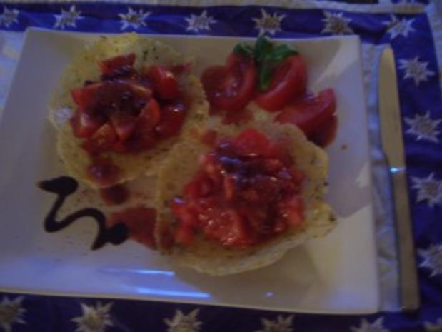 Variationen von Tomaten - Rezept
