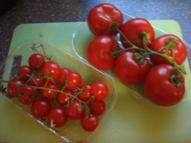 Variationen von Tomaten - Rezept - Bild Nr. 7