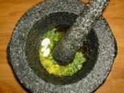 Zitronen-Petersilien-Knoblauch-Hähnchen - Rezept