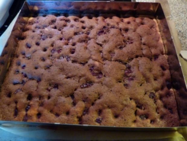 Kuchen: Donauwellen - Rezept - Bild Nr. 4