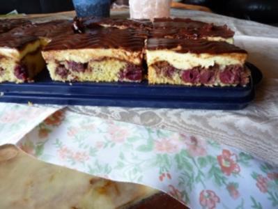 Kuchen: Donauwellen - Rezept