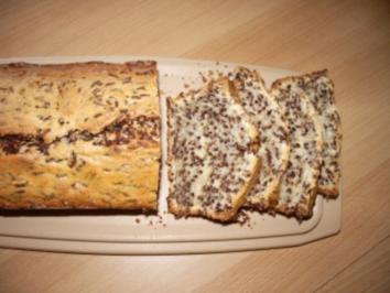 Kuchen: Amerikanischer Joghurtkuchen - Rezept
