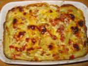 Spargel-Kartoffel-Gratin - Rezept