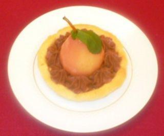 Birnen-Schokoladen-Tartelettes - Rezept - Bild Nr. 2